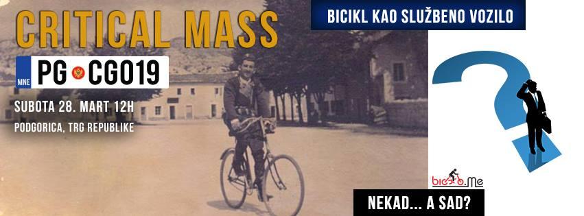 Bicikl kao službeno vozilo