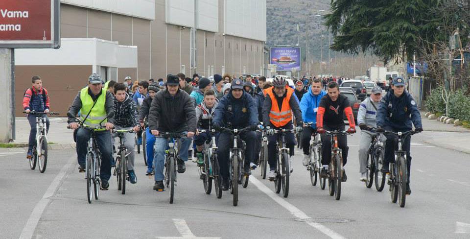 Zvaničnici ne mare za bicikla