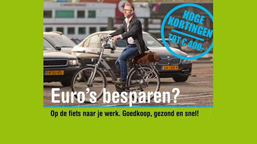 Biciklom na posao na holandski način