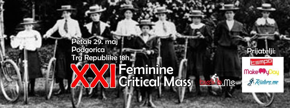 Feminine Critical Mass