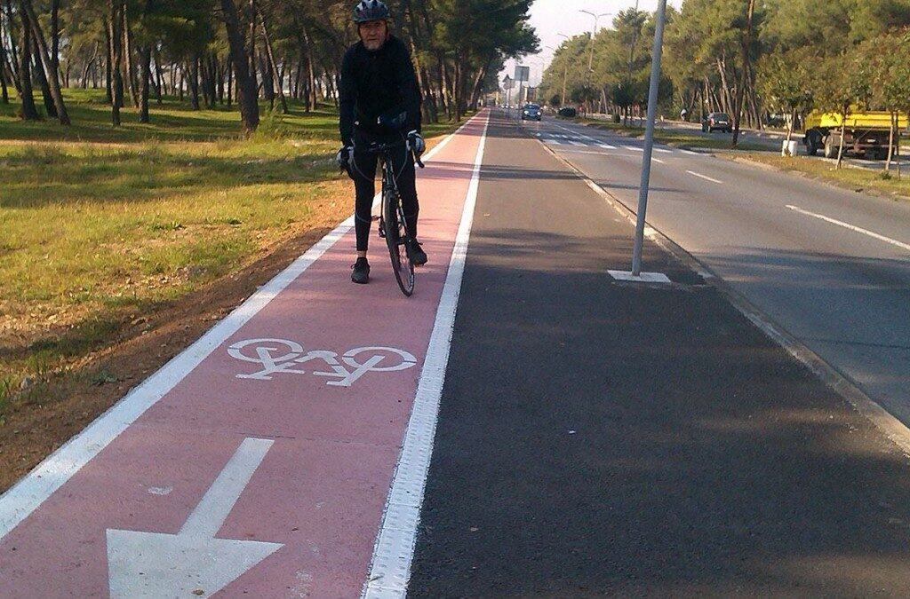 Naši komentari povodom završetka prve biciklističke staze u Podgorici