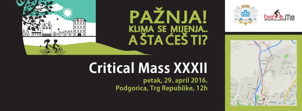 Critical Mass u okviru Energetskih dana Podgorice