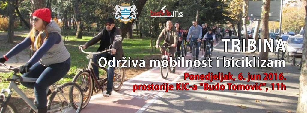 Tribina: Održiva mobilnost i biciklizam