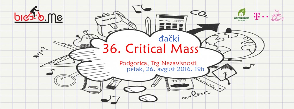 Đački Critical Mass