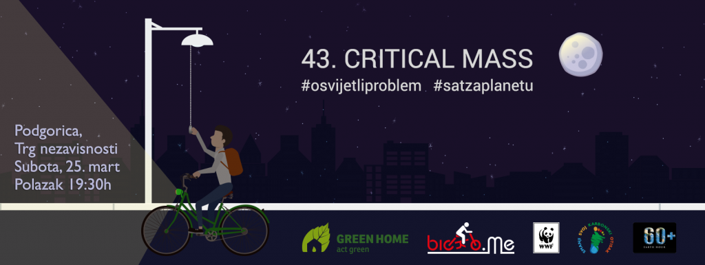43. Critical Mass: Osvijetli problem kroz Sat za planetu