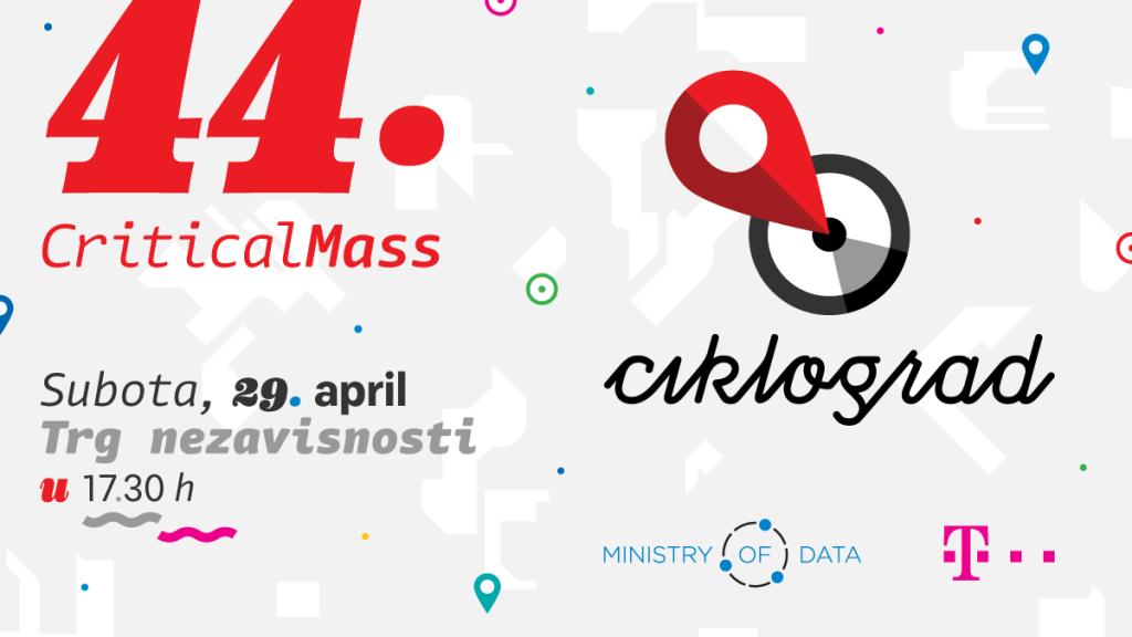 44. Critical Mass – Ciklograd.me
