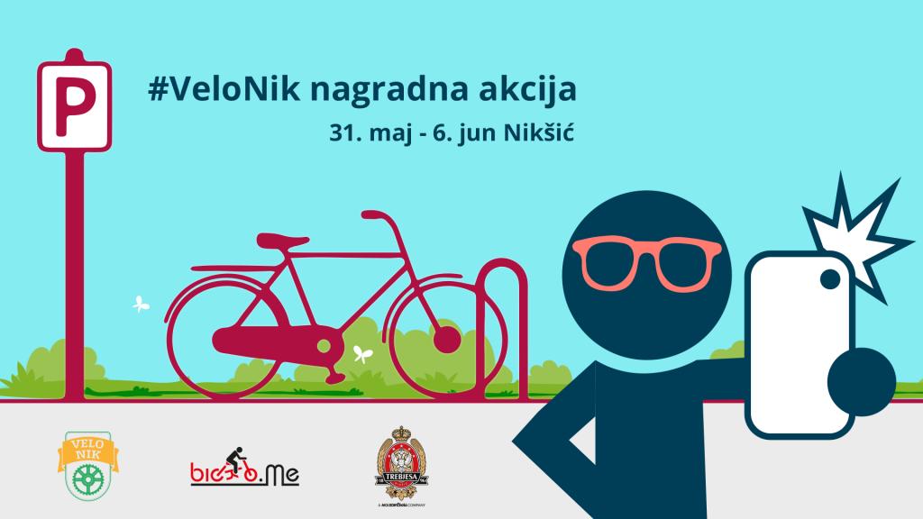 #VeloNik nagradna akcija