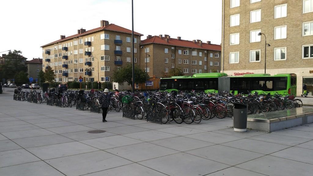 Biciklizam u Malmo-u