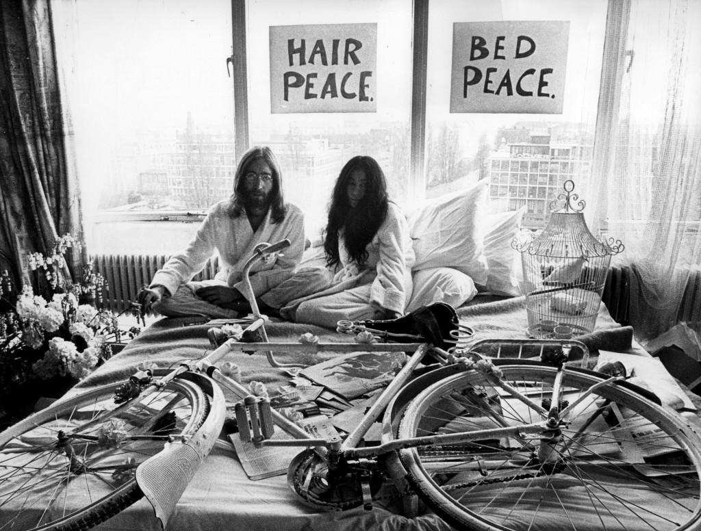 Amsterdam-John-Lennon-Yoko-Ono