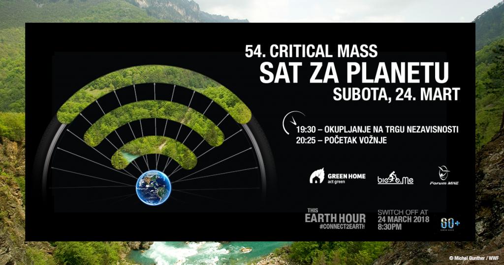 54. Critical Mass – Sat za Planetu