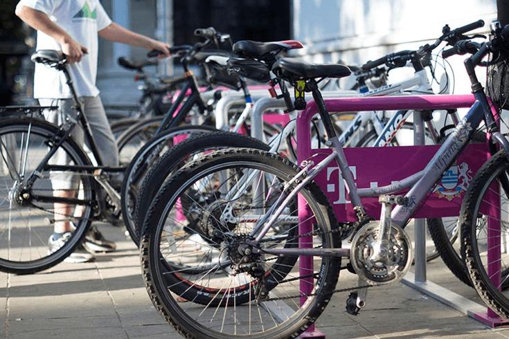 Izgradnja javnih biciklističkih parkinga u Podgorici