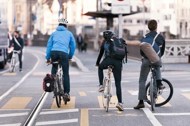 Bicikli ušli u švajcarski Ustav