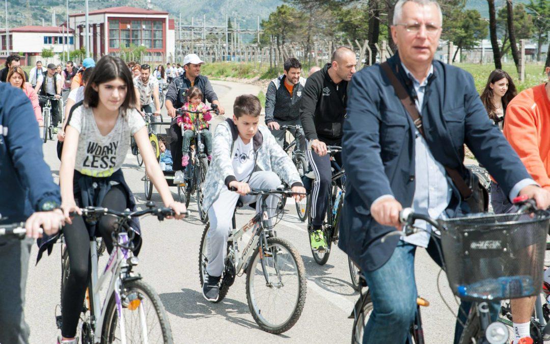Biciklo.me sa Gradonačelnikom Podgorice: Puno mogućnosti za unapređenje održivog saobraćaja