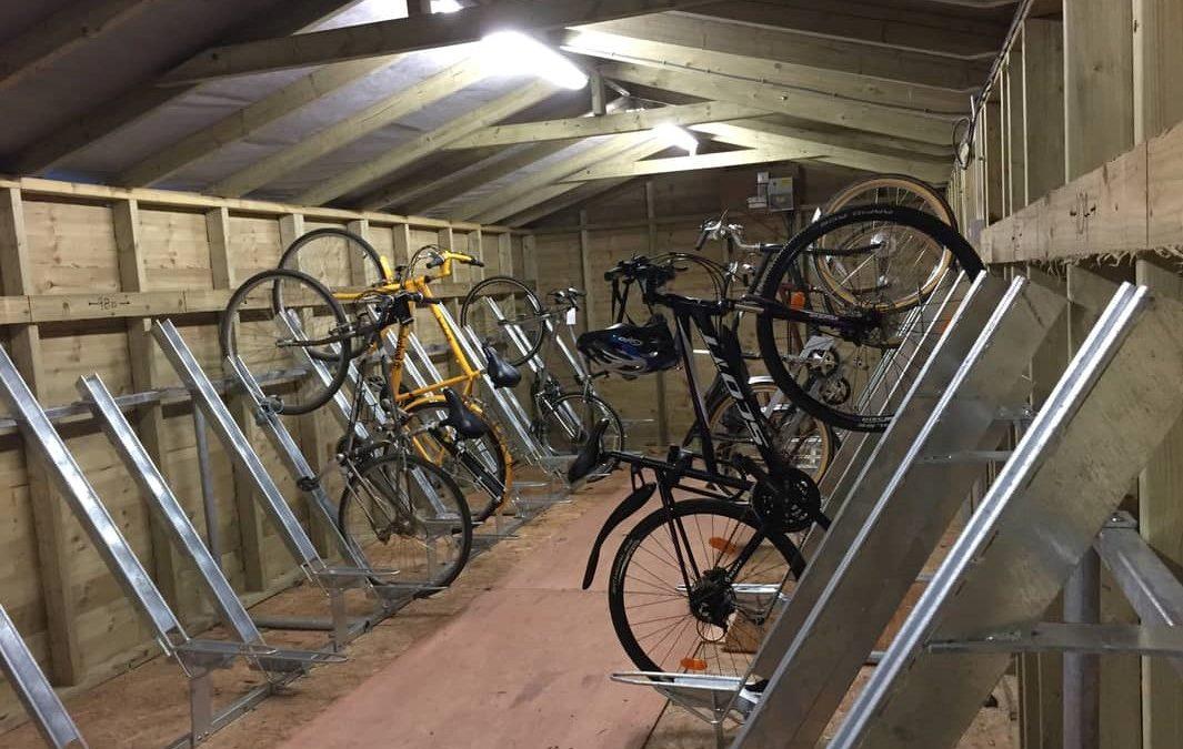 Prostor za čuvanje bicikla: elementarni sadržaj ili luksuz?