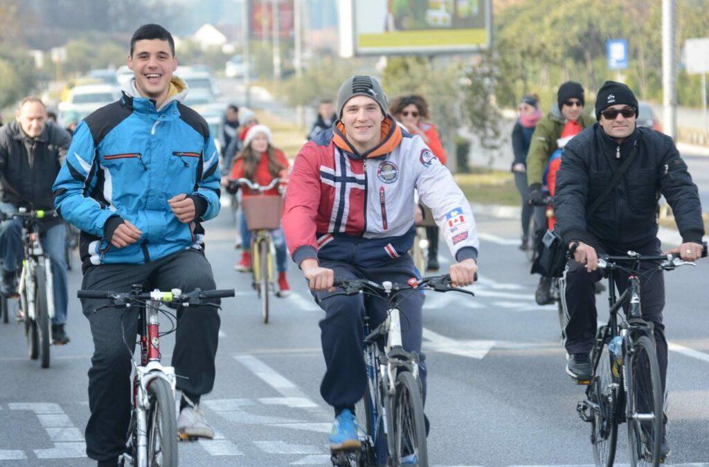 Održiva urbana mobilnost u srednjim školama u Podgorici