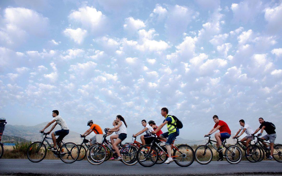 ANKETA: Kakav je osjećaj voziti biciklo u Podgorici?