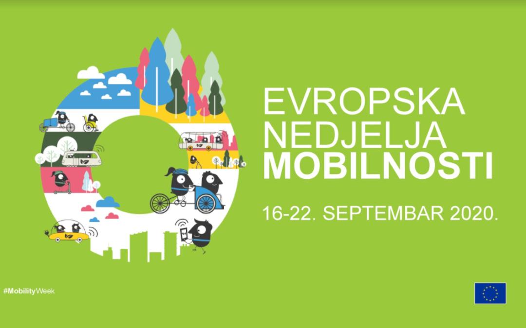 Evropska nedjelja mobilnosti: do zdravlja se stiže biciklom i pješke