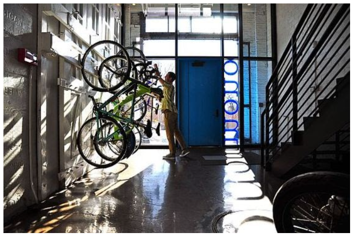 Bezbjedno parkiranje bicikla i mobilnost u gradu